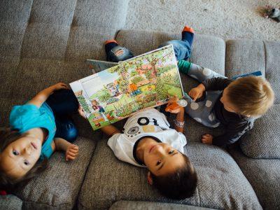 Familienfotografie aus dem Alltag: Fotoreportage aus Schöneberg