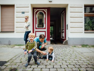 A Day In The Life – eine Familien-Fotoreportage aus Kreuzberg